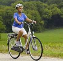 Как правильно сидеть на велосипеде