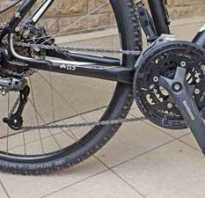 Защита на звезду велосипеда