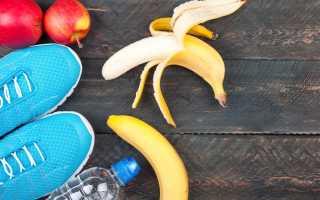 Можно ли кушать сразу после тренировки