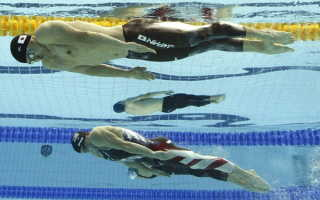 Обучение плаванию брассом