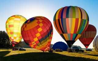 Воздухоплавательный шар