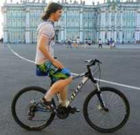 Как научиться кататься на велосипеде без рук