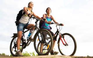 Сколько нужно проезжать на велосипеде в день