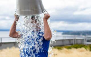 Как правильно обливаться холодной водой по утрам