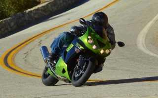 Как правильно входить в поворот на мотоцикле