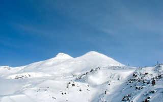 Поляна азау высота над уровнем моря