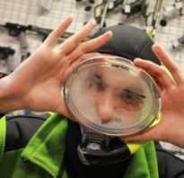 Как выбрать маску для подводной охоты