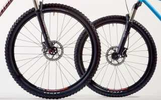 Замена камеры на велосипеде заднего колеса