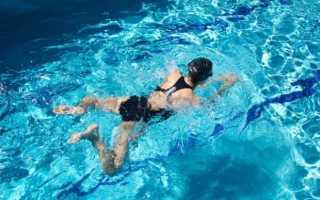 Как научиться плавать по лягушачьи