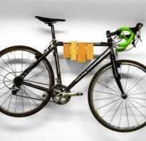 Подвеска для велосипеда на стену