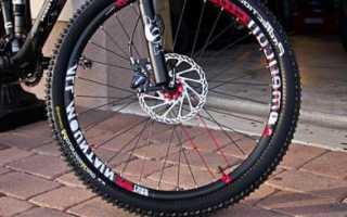 Колеса на горный велосипед