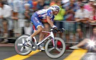 Скорость горного велосипеда
