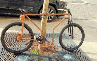 Как сделать пьяный велосипед