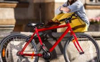 Дорожный велосипед или горный