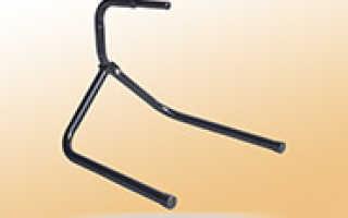 Ремонтная стойка для велосипеда
