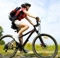 Велосипед как средство для похудения