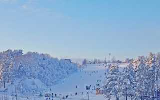 Кавголово горнолыжный курорт