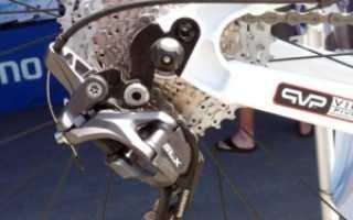 Переключение скоростей на велосипеде shimano