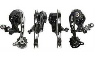 Ремонт заднего переключателя велосипеда