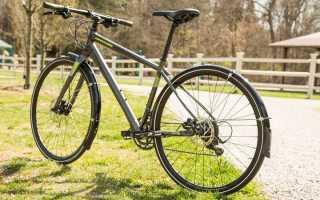 Гибридный велосипед что это