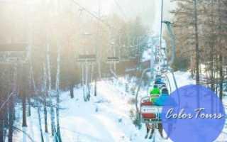 Горнолыжные курорты башкирии