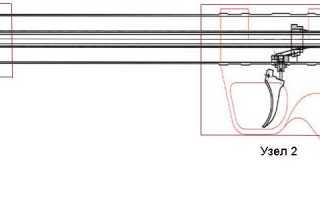 Подводное ружье своими руками чертежи