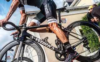 Как накачать ноги на велосипеде