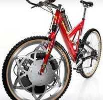 Мотор колесо на велосипед