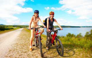 Как научиться ездить на велосипеде взрослому человеку