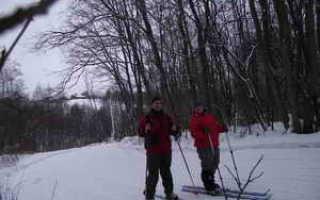 Полужесткие лыжные крепления