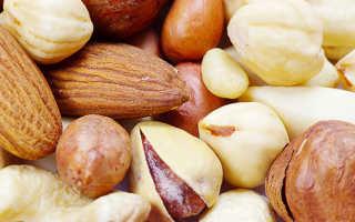 Можно ли есть орехи после тренировки