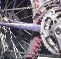 Как укоротить велосипедную цепь