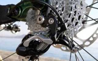 Как называется переключатель скоростей на велосипеде