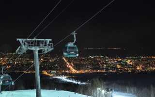 Южно сахалинск горный воздух