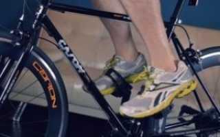 Что делать если на велосипеде прокручиваются педали