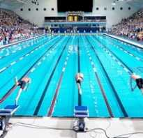 Виды плавания в бассейне