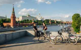 Самодельная подножка для велосипеда