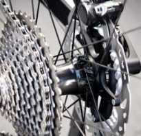 Замена кассеты на велосипеде