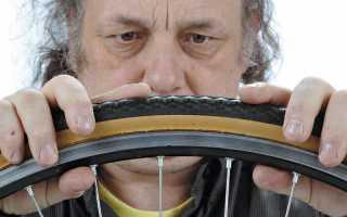 Как отремонтировать покрышку велосипеда