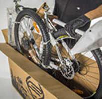 Сборка велосипеда stels