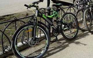 Как выбрать замок для велосипеда