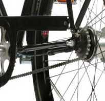 Велосипед планетарка