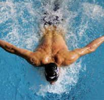 Как плавать баттерфляем