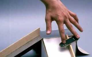 Скейтборд для пальцев