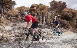 Велосипед циклокросс