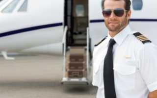 Удостоверение пилота