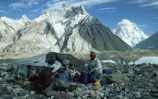 Самая опасная гора в мире для восхождения
