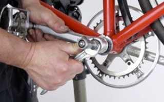 Ремонт каретки велосипеда своими руками