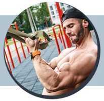 Как нарастить мышцы в домашних условиях
