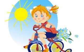 Как выбрать велосипед для девочки 10 лет
